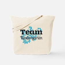 Team Kindergarten Tote Bag