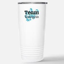 Team Kindergarten Travel Mug
