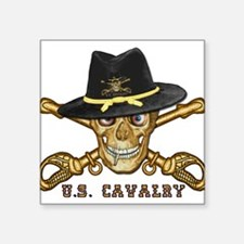 Forever Cavalry Sticker