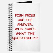 fish fries Journal