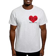Akita lover (light) T-Shirt