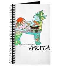 Akita National Treasure (light) Journal