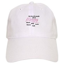 Mommy personalized kids Baseball Baseball Cap