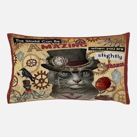 Slightly Strange Pillow Case