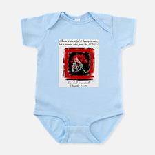 Proverbs 31 Infant Bodysuit