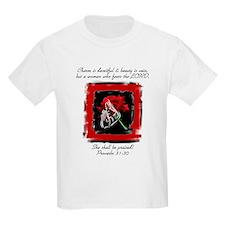 Proverbs 31 Kids T-Shirt