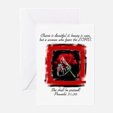 Proverbs 31 Greeting Cards (Pk of 10)