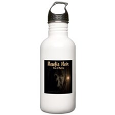 Newfie Noir Water Bottle