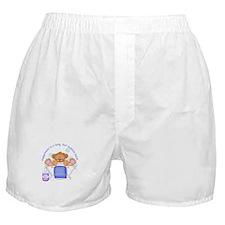 Hot Bath Boxer Shorts