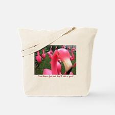 Flamingo Tote Bag!