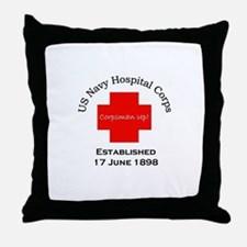 Established 17 June 1898 Throw Pillow