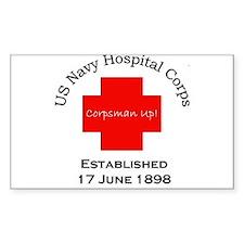 Established 17 June 1898 Decal