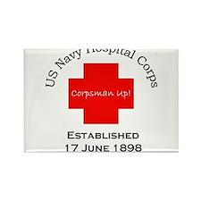 Established 17 June 1898 Rectangle Magnet