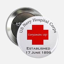 """Established 17 June 1898 2.25"""" Button"""
