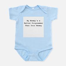 Mommy Programmer Infant Bodysuit