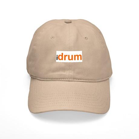 I Drum (orange) Cap