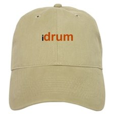 I Drum (orange) Cap