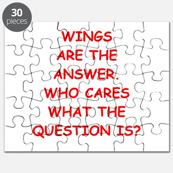 wings Puzzle