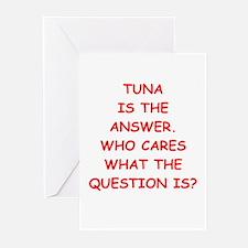 tuna Greeting Cards (Pk of 20)