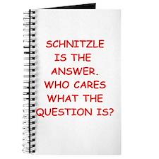 schnitzle Journal