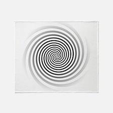 HypnoDisk Throw Blanket
