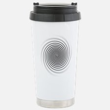 HypnoDisk Stainless Steel Travel Mug