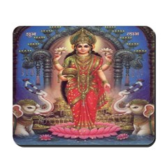 Goddess of Wealth Mousepad