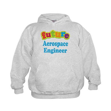 Future Aerospace Engineer Kids Hoodie