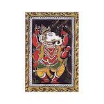 Ganesha Patachitra Style Magnets (10 pack)