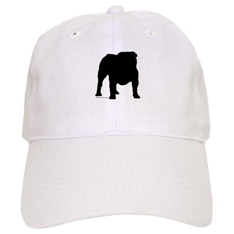 Black Bulldog Cap