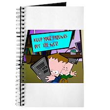 Cute Baggy Journal