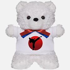 KARATE keri Teddy Bear