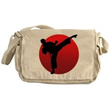 KARATE keri Messenger Bag
