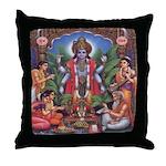 Vishnu Throw Pillow