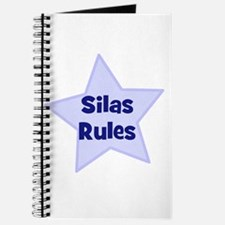 Silas Rules Journal