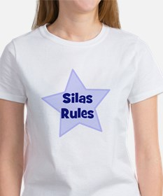 Silas Rules Women's T-Shirt