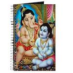 Ganesha and Krishna Journal