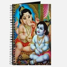Ganesha and Krishna Journal