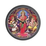 Lakshmi Wall Clock