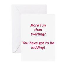 YOU'VE GOT TO BE KIDDING Greeting Cards (Package o