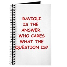 ravioli Journal