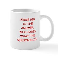 prime rib Mug