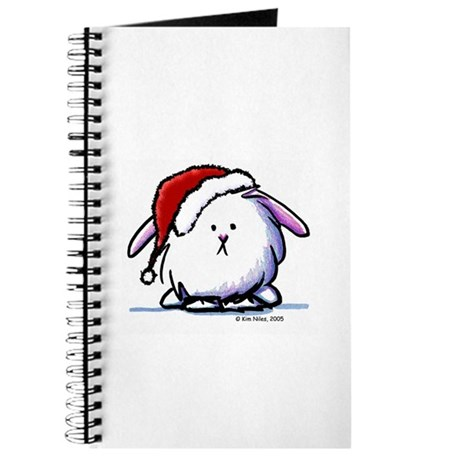 Holiday Dust Bunny Journal
