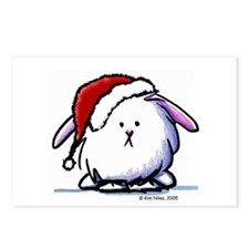 Holiday Dust Bunny Postcards (Package of 8)