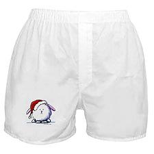 Holiday Dust Bunny Boxer Shorts