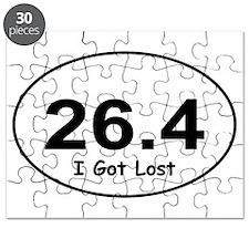"26.4 ""I Got Lost"" Puzzle"