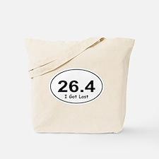 "26.4 ""I Got Lost"" Tote Bag"