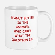 PEANUT BUTTER Small Small Mug