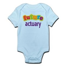 Future Actuary Infant Bodysuit