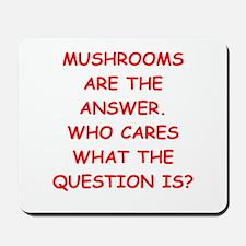 mushroom Mousepad